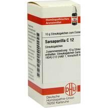 Sarsaparilla C 12 Globuli