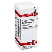 Produktbild Sinapis nigra D 12 Globuli