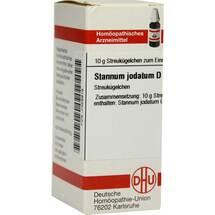 Produktbild Stannum jodatum D 12 Globuli