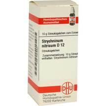 Produktbild Strychninum nitricum D 12 Globuli
