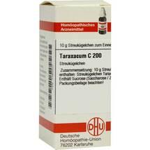 Produktbild Taraxacum C 200 Globuli