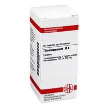 Produktbild Thiosinaminum D 4 Tabletten