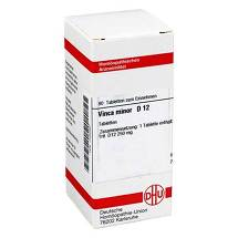 Produktbild Vinca Minor D 12 Tabletten