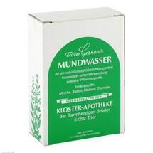Produktbild Frater Gebhards Mundwasser