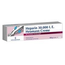 Produktbild Heparin 30.000 Heumann Creme