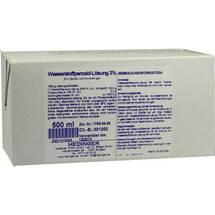 Wasserstoffperoxid-Lösung 3% Standardzulassung