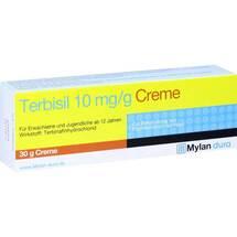 Terbisil 10 mg / g Creme