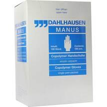 Produktbild Copolymer Handschuhe steril Größe S