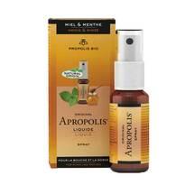Apropolis Mund Rachen Spray Honig Minze