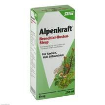 Produktbild Alpenkraft Bronchial-Husten-Sirup Salus
