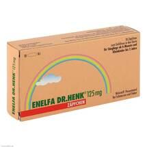 Produktbild Enelfa 125 mg Zäpfchen Säuglingssuppositorien