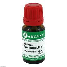 Acidum fluoricum Arcana LM 6 Dilution