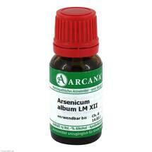 Arsenicum album Arcana LM 12 Dilution