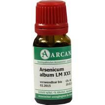 Arsenicum album Arcana LM 30 Dilution