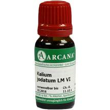 Kalium jodatum Arcana LM 6 Dilution