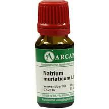 Natrium muriaticum Arcana LM 12 Dilution