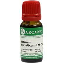Natrium muriaticum Arcana LM 120 Dilution