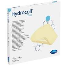 Produktbild Hydrocoll thin Wundverband 15x15 cm
