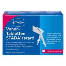 Produktbild Venen Tabletten STADA retard