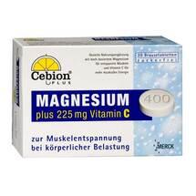 Produktbild Cebion Plus Magnesium 400 Brausetabletten
