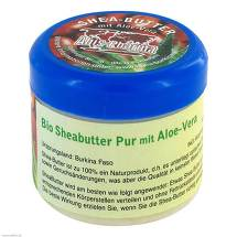 Produktbild Sheabutter Bio Pur Aloe Vera unraffiniert
