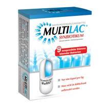 Multilac Synbiotikum magensaftresistente Kapseln
