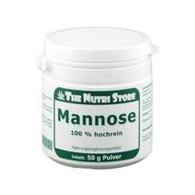 Produktbild Mannose 100% rein Pulver
