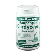 Produktbild Cordyceps 350 mg Extrakt Kapseln
