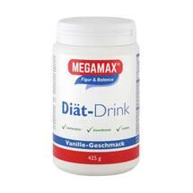 Megamax Diät Drink Vanille Pulver
