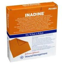 Produktbild Inadine Salbengaze mit Pvp Io