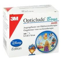 Opticlude 3M Disney Pflaster Boys midi 2538MDPB-100