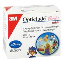 Opticlude 3M Disney Pflaster Girls midi 2538MDPG-100