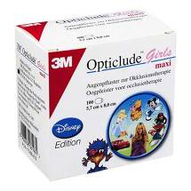 Opticlude 3M Disney Pflaster Girls 2539MDPG-100