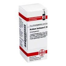 Produktbild Acidum lacticum C 30 Globuli