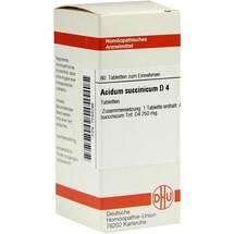 Produktbild Acidum succinicum D 4 Tabletten