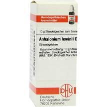 Anhalonium Lewinii D 4 Globuli