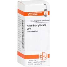 Arum triphyllum C 200 Globuli