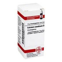 Produktbild Calcium causticum D 12 Globuli