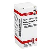Calcium chloratum D 12 Globuli