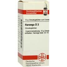 Produktbild Haronga D 3 Globuli