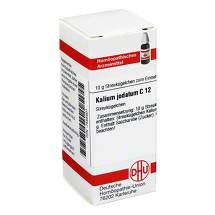 Produktbild Kalium jodatum C 12 Globuli