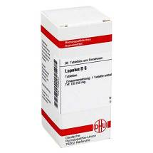 Produktbild Lupulus D 6 Tabletten