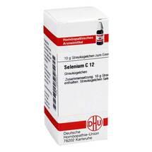 Produktbild Selenium C 12 Globuli