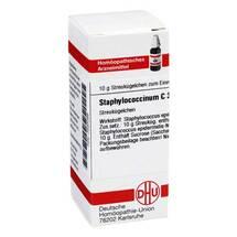 Staphylococcinum C 30 Globuli