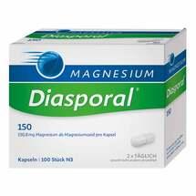 Produktbild Magnesium Diasporal 150 Kaps