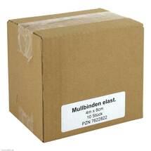 Produktbild Mullbinden 4mx8cm elastisch