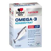 Doppelherz system Omega-3 Konzentrat Kapseln