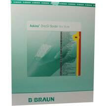 Askina Dressil Border Sil.Schaumst.V.10x10cm