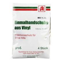Aids Schutzhandschuhe Vinyl