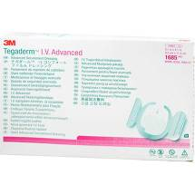 Tegaderm 3M i.v. Advanced Pflaster 8,5x11,5cm 1685